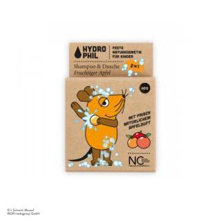 2in1 festes Shampoo & Dusche Maus Apfel