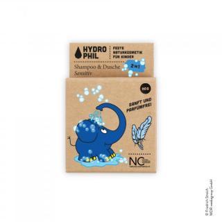 2in1 Shampoo & Dusche Elefant sensitiv